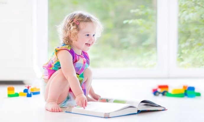 encourage learning for toddlers